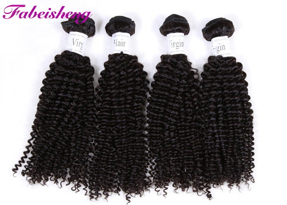 China Healthy Human Virgin Hair Unprocessed Double Drawn Deep Curly Hair Extensions factory