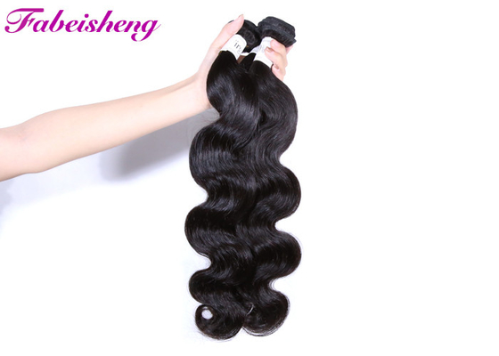 "Soft And Smooth Virgin Indian Hair Extension Full Cuticle 10""- 30"" ODM / OEM"
