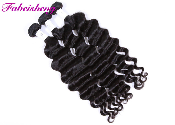 9A Loose Wave 100% Virgin Indian Hair For Black Women 95g-100g 10 Inch