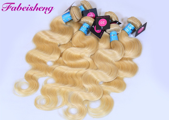 Full Cuticle 613 No Tangle Healthy Human Virgin Hair Bundle